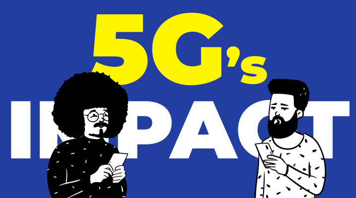 Applications of 5G wireless technology